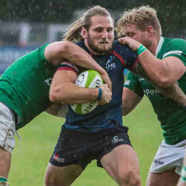 Rams Gobble up the points as Geese find small pickings at OBR