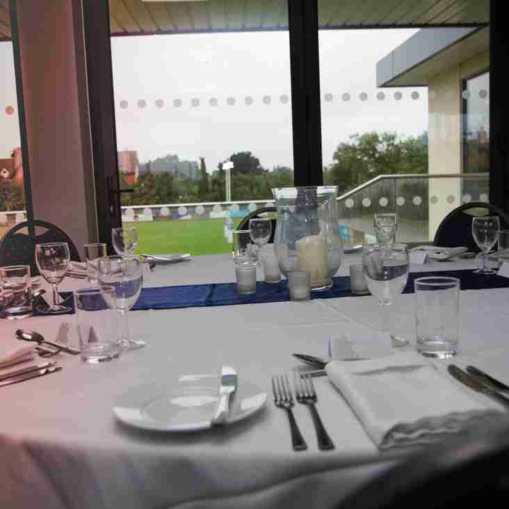 Rams v Old Redcliffians Sat 21st Oct - Book your pre-match lunch place