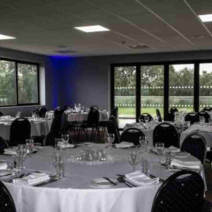 Annual Players Dinner Saturday 21st April at 7.30pm