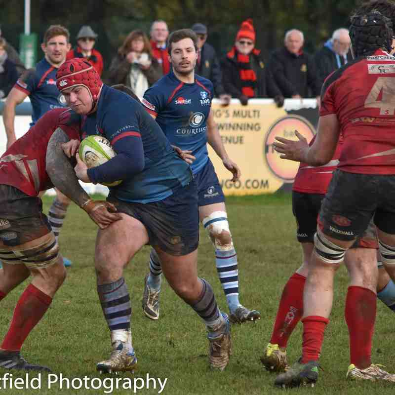 Rams 1st XV v Redruth 11th Nov 2017