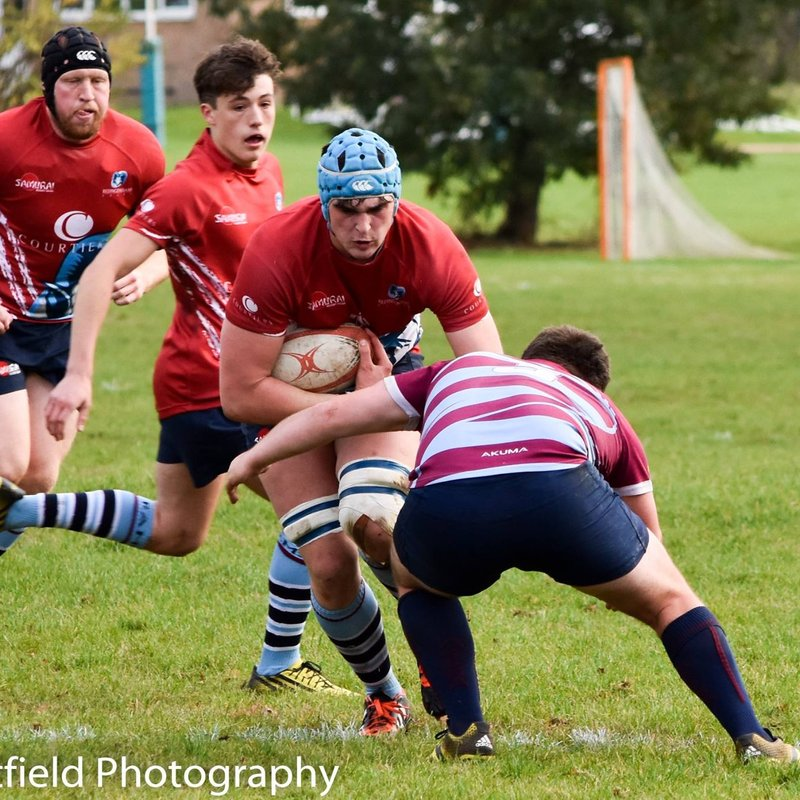 Support Rams Titans and see the Autumn Internationals - Sat 18th Nov