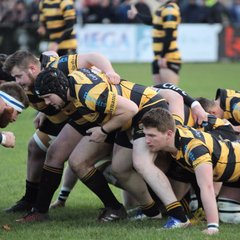Rams 1st XV v Canterbury Away 9th Dec 2017