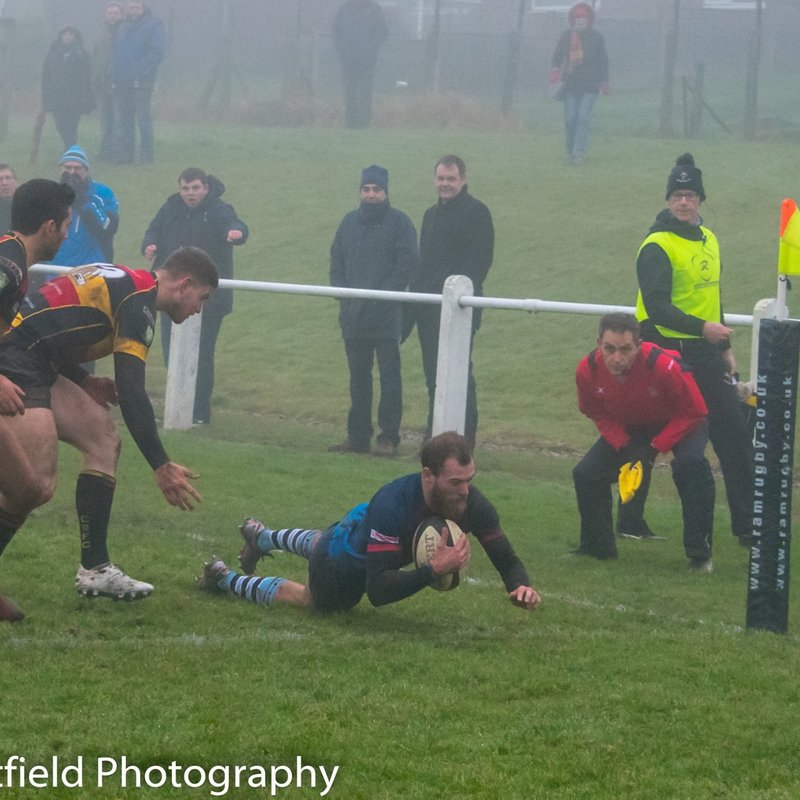 Rams lost in the Forest as Cinderford produce strong finish.