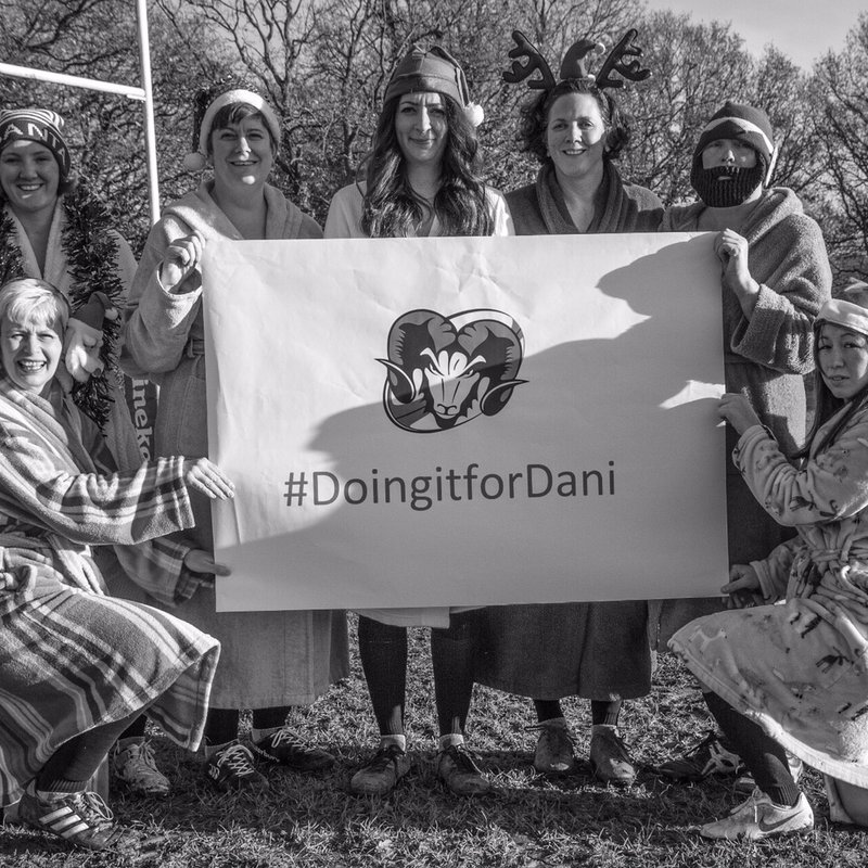 Order your copy of The Sirens Calendar #DoingitforDani NOW
