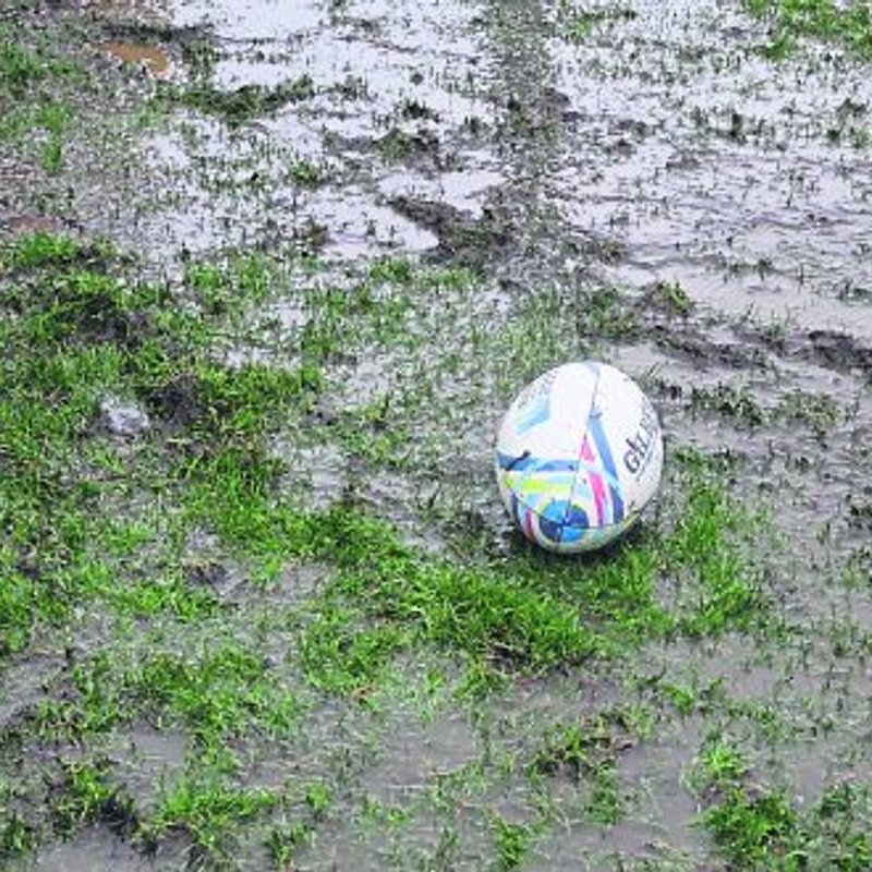 Minis training cancelled - Sunday 16th December