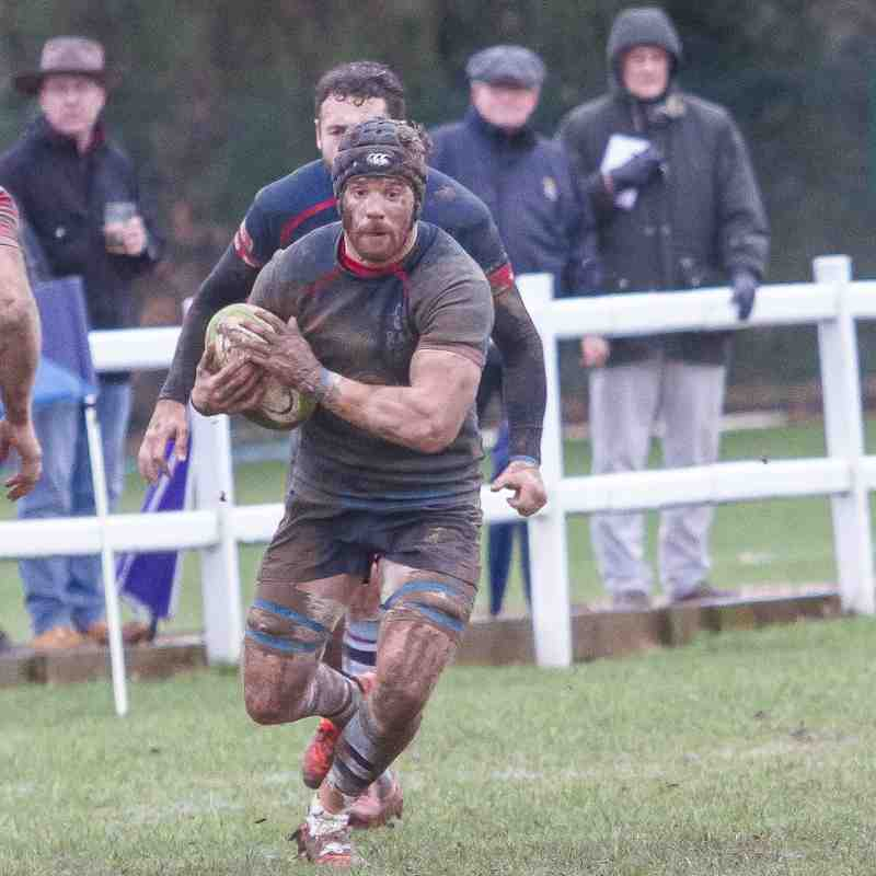 Rams 1st XV v Tonbridge Juddians (Home) 27th Jan 2018