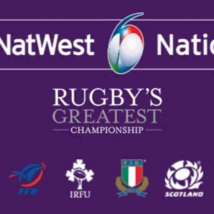 Six Nations Matches at Rams Rugby