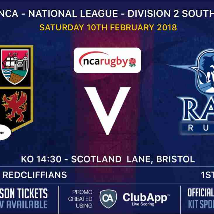 Rams teams in league action Saturday 10th February 2018