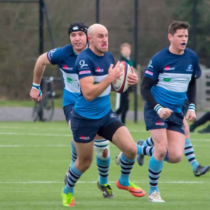 Rams teams in league action at Old Bath Road - Sat 24th February 2018