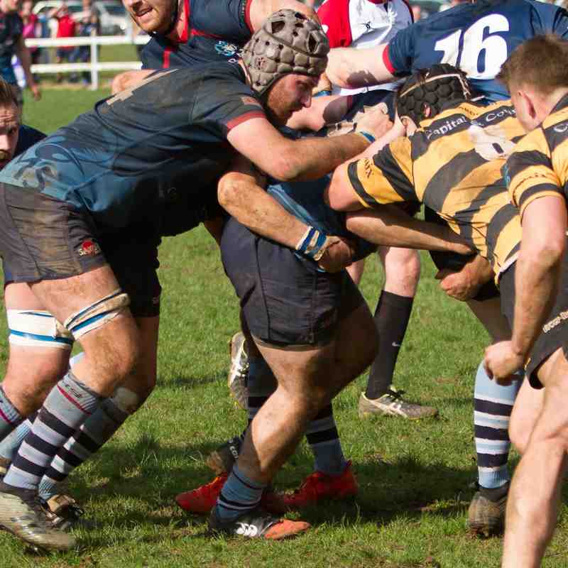 Rams 1st XV v Camterbury (Home) 14th April 2018