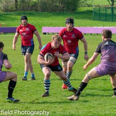 Rams 1st XV v Clifton Away 21st April 2018