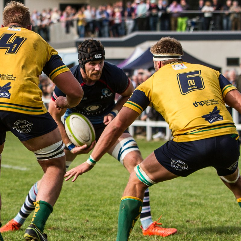 Relentless Rams Reproduce Derby Day Excellence