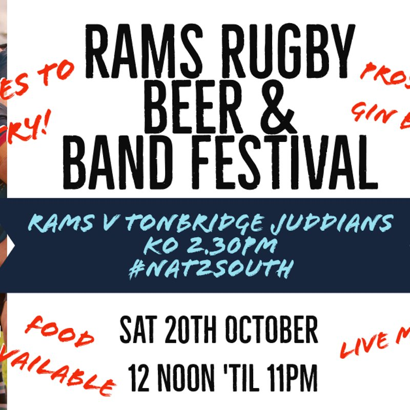 Rams Beer and Band Festival