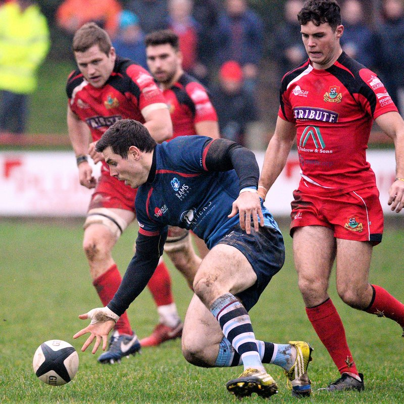 Rams team effort produces good win away at  Redruth