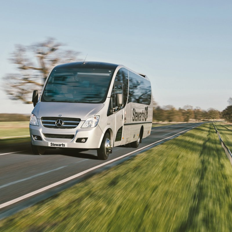 Supporters' Coach for Rams away game to Birmingham & Solihull