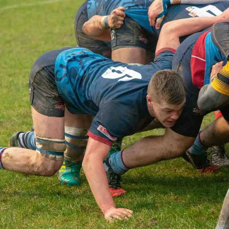 Rams 1st XV v Birmingham & Solihull Bees (Away)  15th Dec 2018