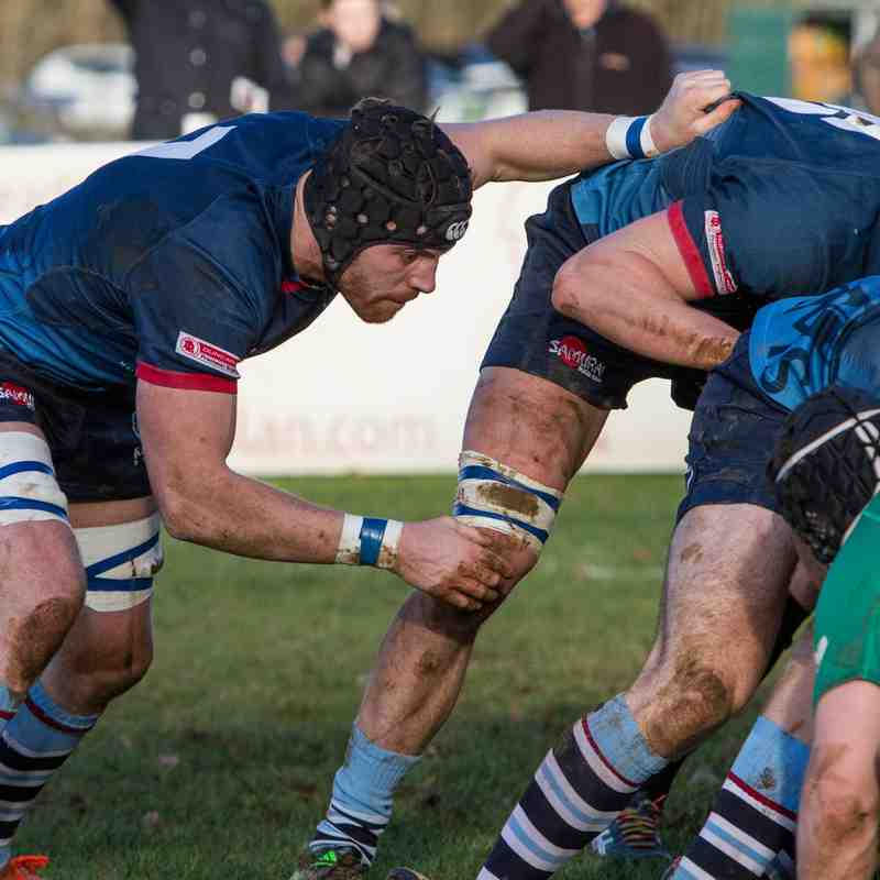 Rams 1st XV v London Irish Wild Geese  (Home) 22nd December 2018