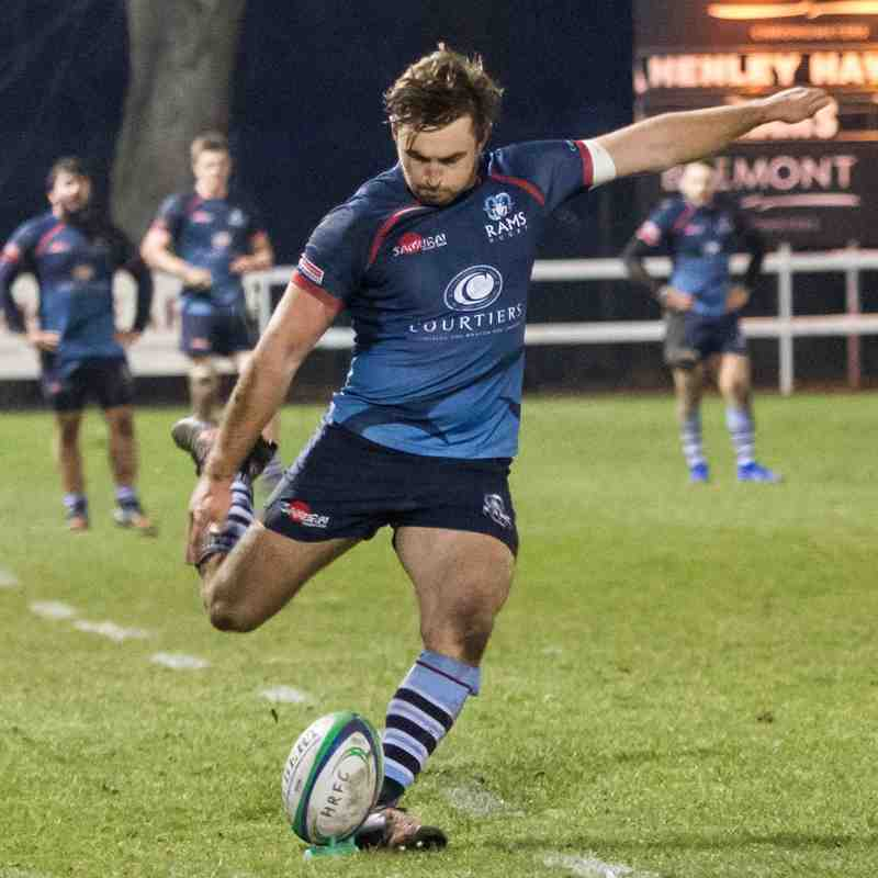 Rams 1st XV v Henley Hawks  (Away)  5th Jan 2019