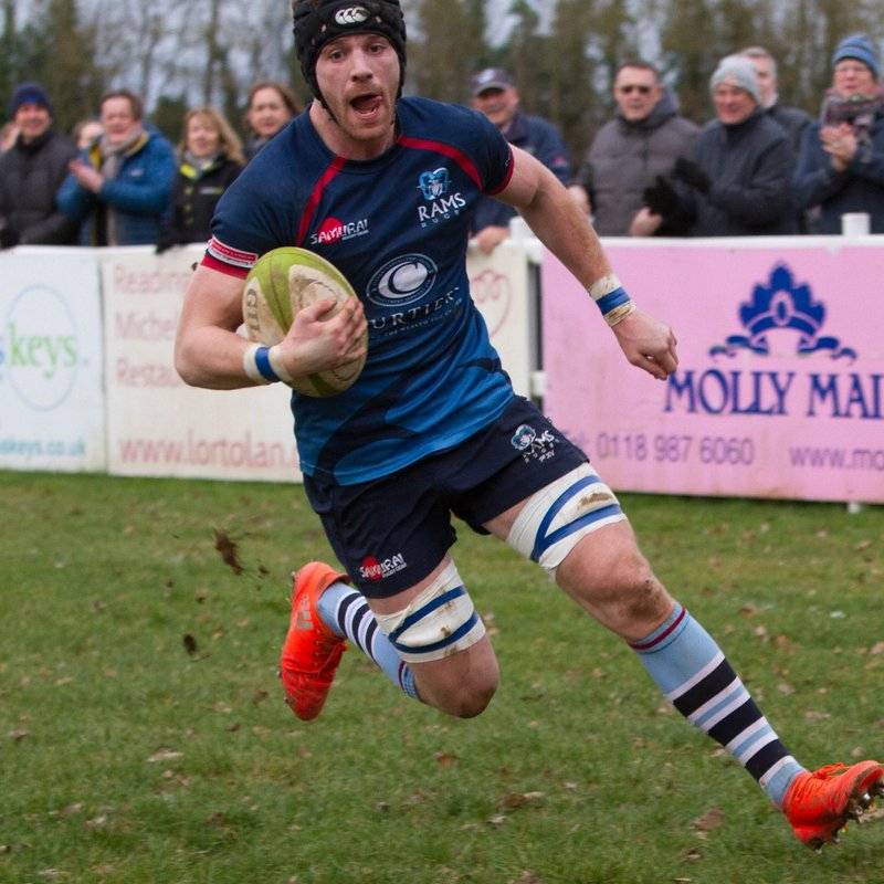 RAMS extend their league lead with bonus point win at home