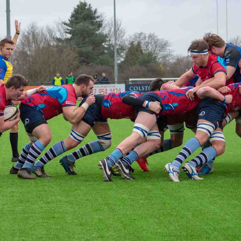 Rams 1st XV v Dings Crusaders (Away)  2nd March 2019