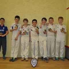 U11 win indoor final