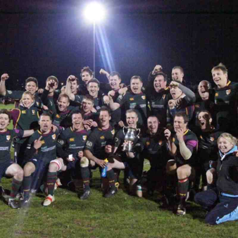 Bristol Combination Cup Vase Final 2012 (Post Match)
