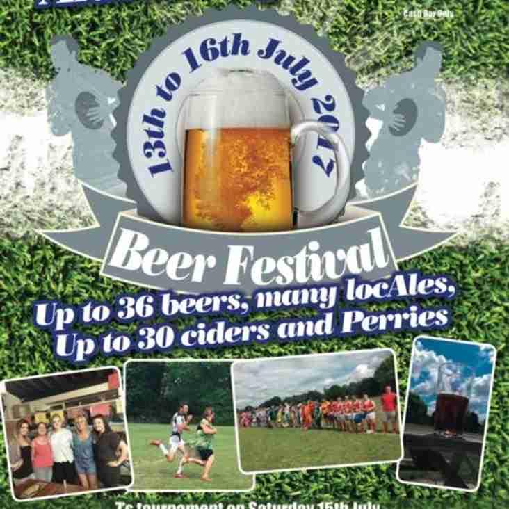 Beer Fest is Coming!