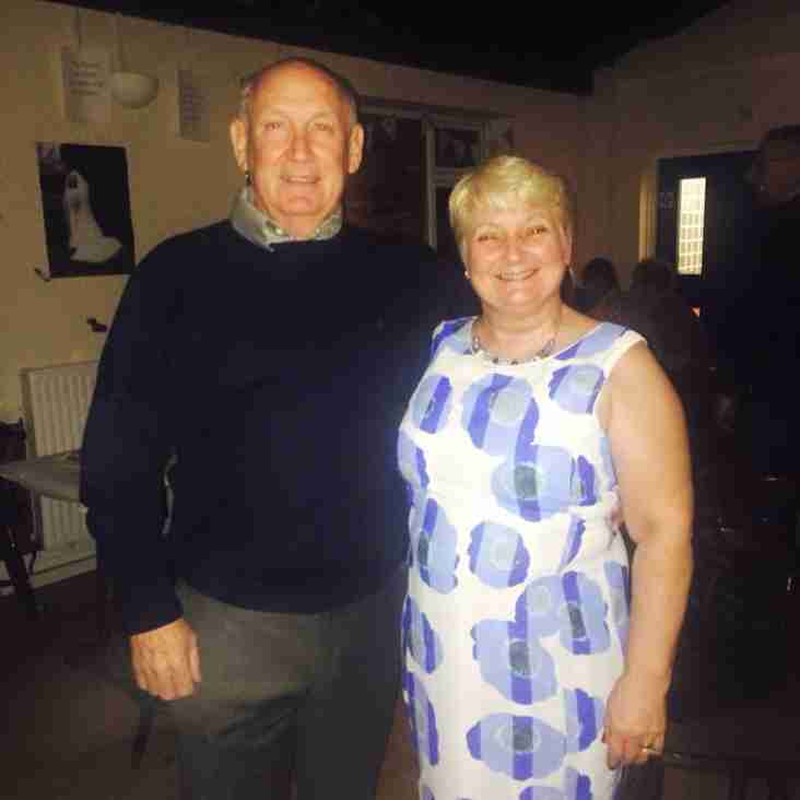 Recognition for WRFC Volunteers