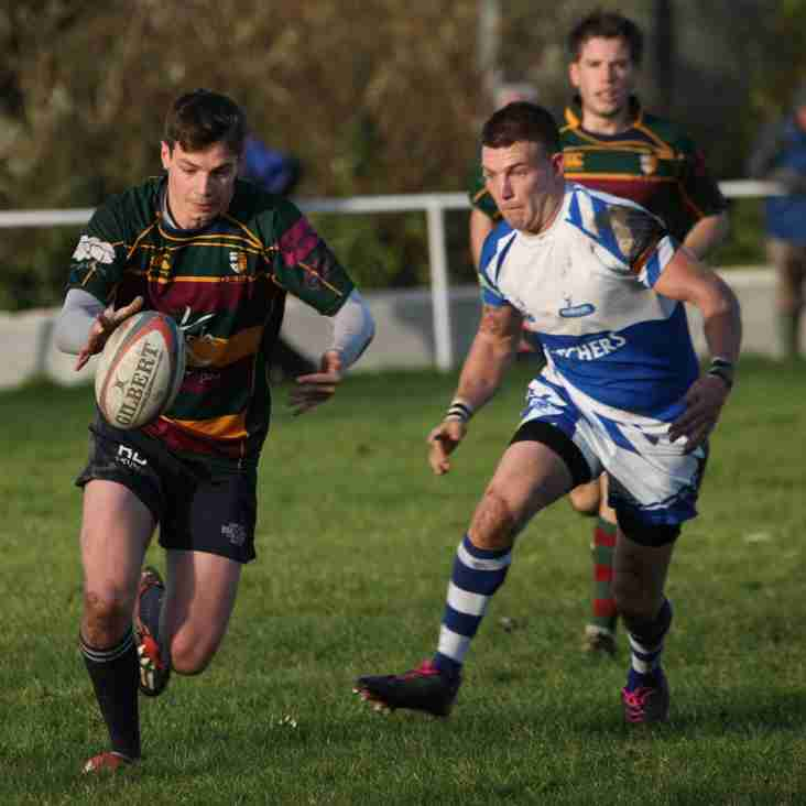 1st Xv gain revenge over Stroud