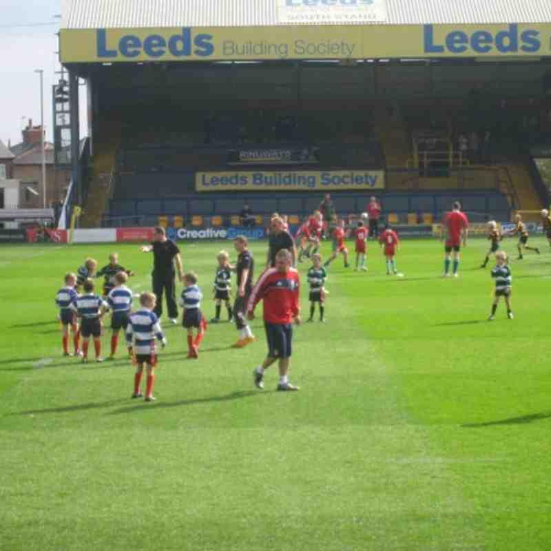 SRUFC U8 Leeds