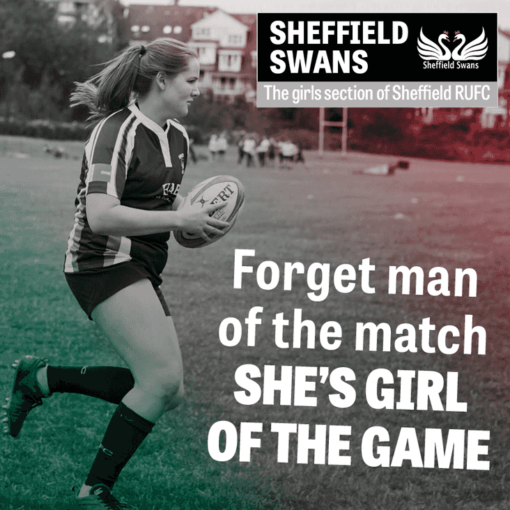 Women and girls - it's time to try rugby CANCELLED