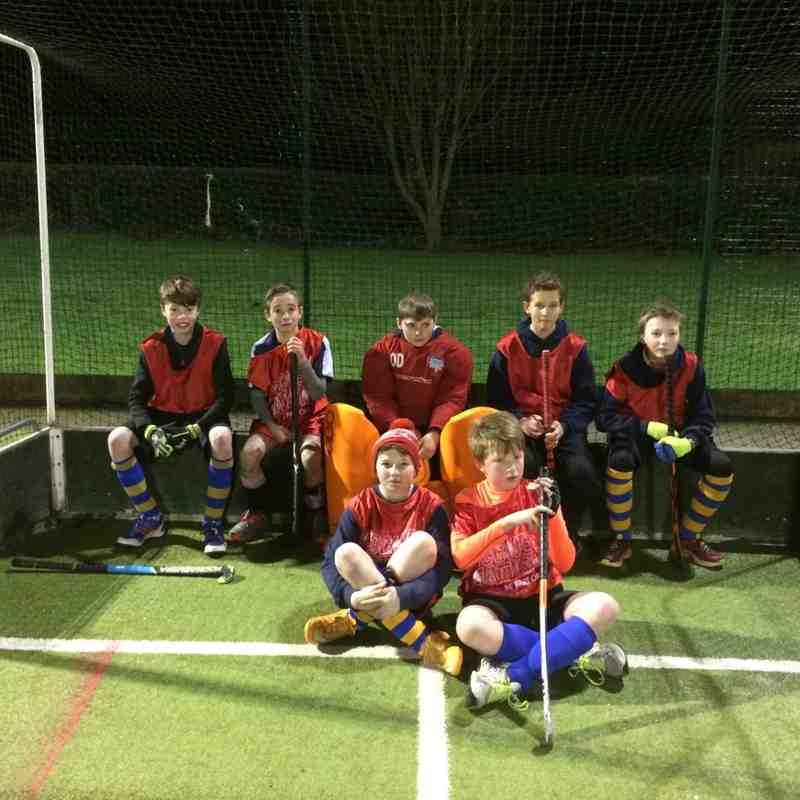 U14 Boys' Training Squad