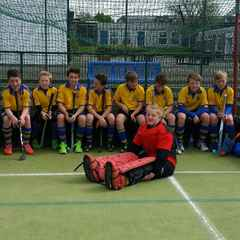 Summer League hockey adventures for Thirsk's U14 Boys Squad