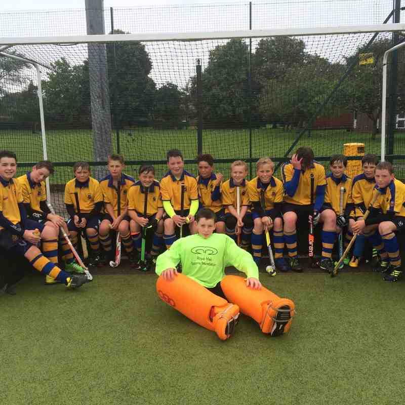 U14 Boys' 2016/17
