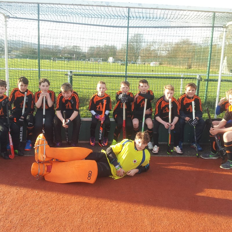 Fab 4 lead the way in first joint U14 team outing