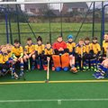 Thirsk's U14 Boys' heads' stay up despite a tough test at Silcoates