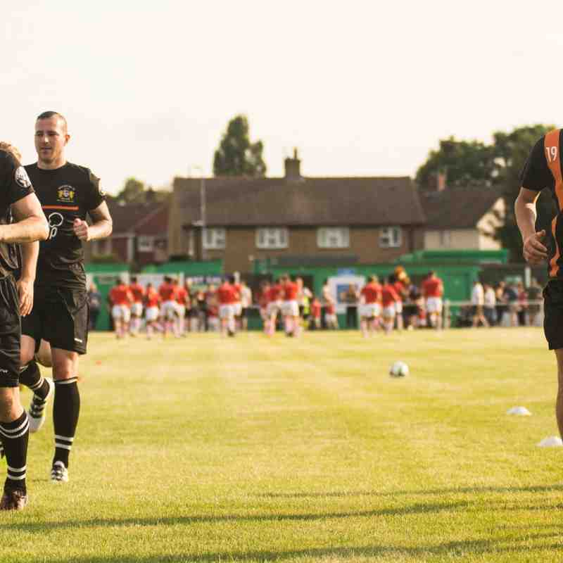 Athersley Rec v Barnsley FC XI. www.thesaturdayboy.co.uk