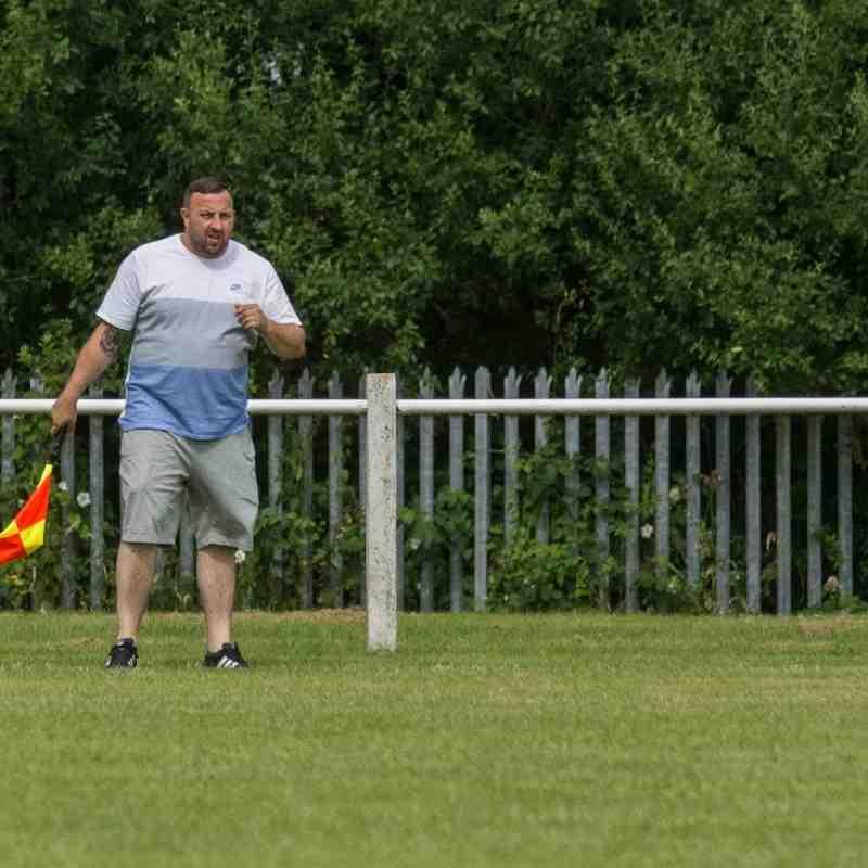 Athersley Rec FC (reserves) v Westella 23/7/16