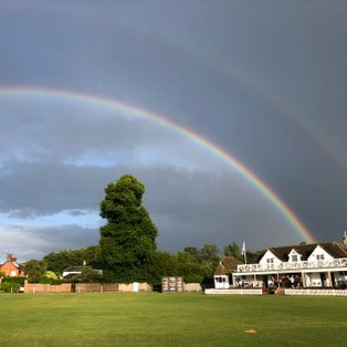 Reigate Priory CC 2nd's v Sutton 2nd's