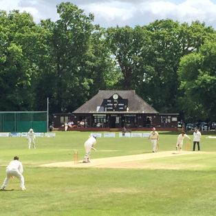 Weybridge CC 2nd's v Reigate Priory CC 2nd's