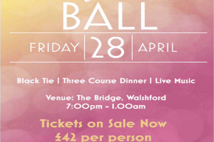 End Of Season Ball - Ticket payment now due