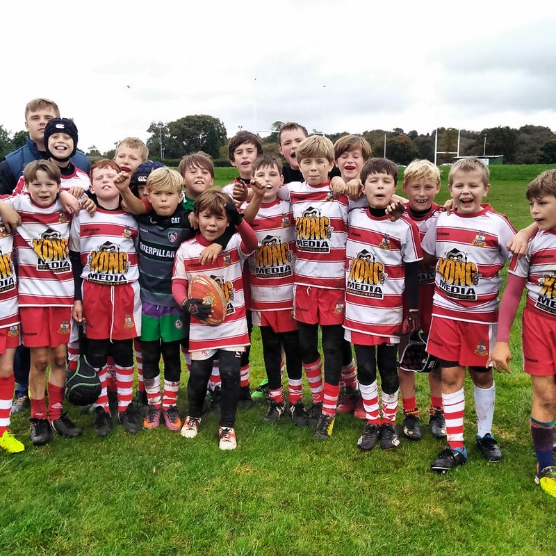 U11s had a great morning with the Carnegie Coaches