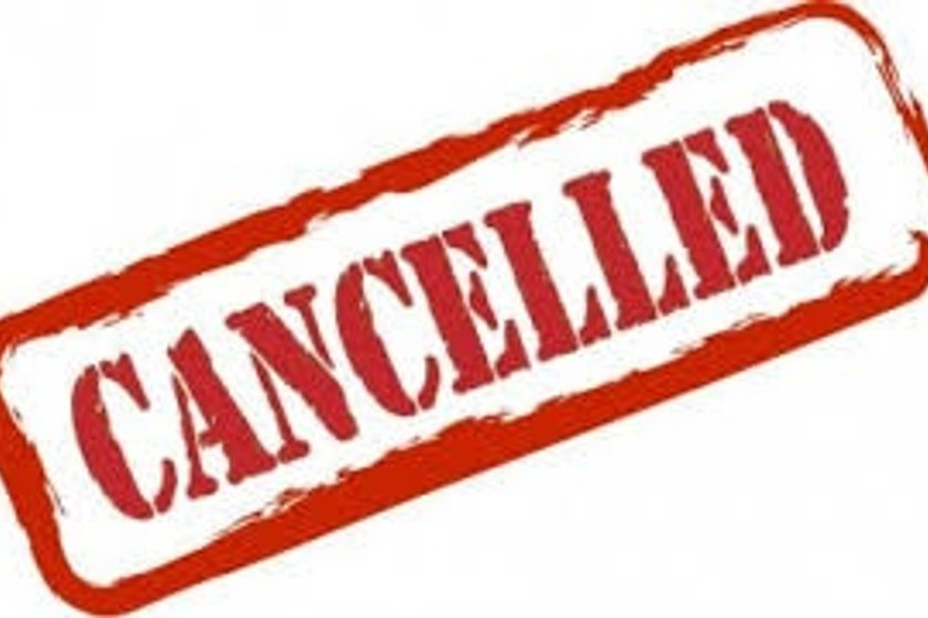Mini / Junior Rugby @ GP Cancelled  Sunday 10th Dec