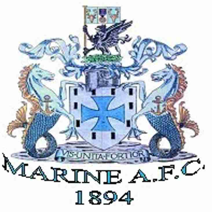 Marine - Vacancy for Assistant Club Secretary