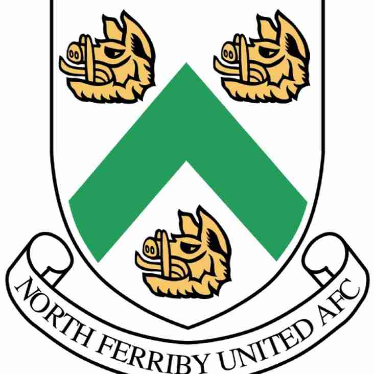 North Ferriby Manager Steps Down
