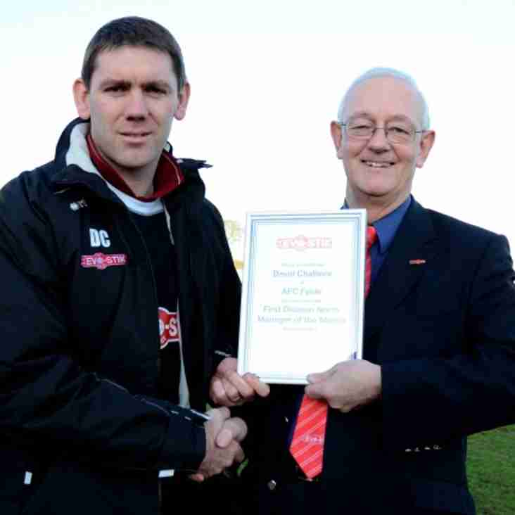 Evo-Stik League Manager of the Month - December