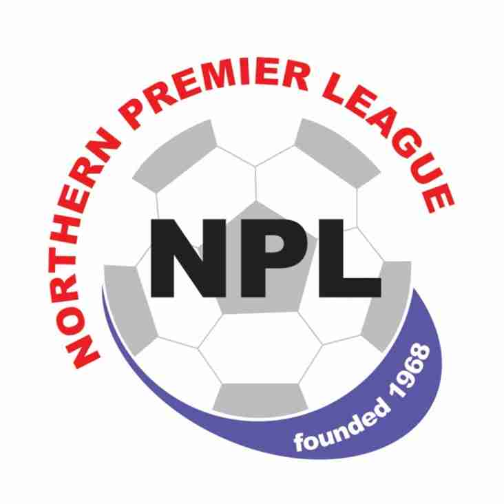 NPL Seasonal Fair Play Awards 2015-2016