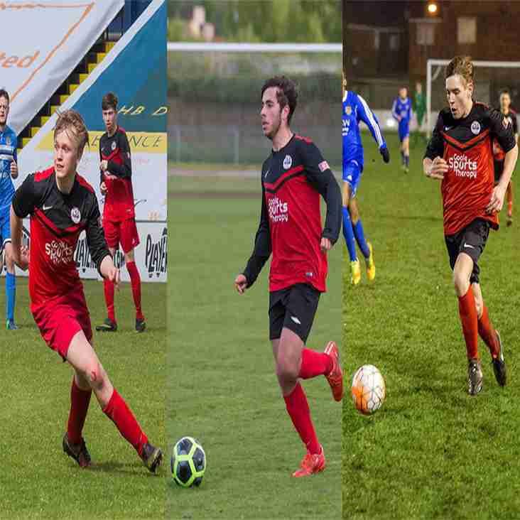 U21's Squad Update