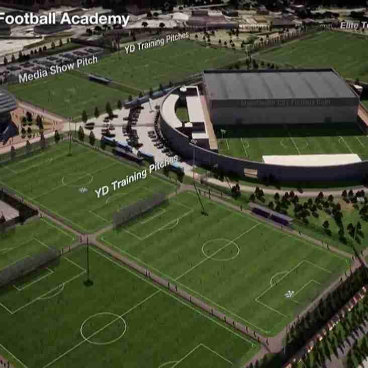 Bingley Town FC (Open Age) - Manchester City Tour & Match