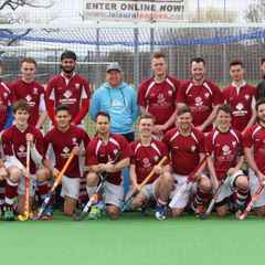Mens 2s take on Banbury in Cup Final - 2nd May